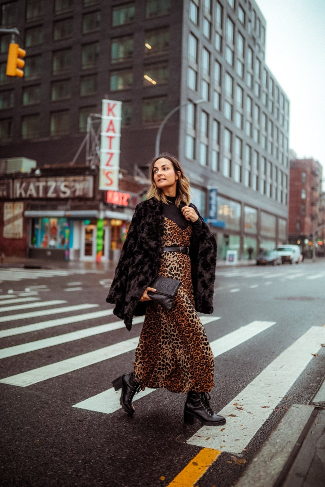 Leopard Maxi Dress | Charmed by Camille