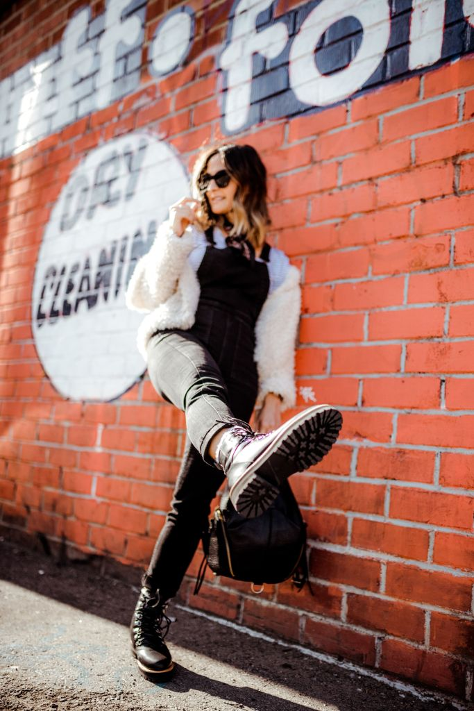 Winter Boots, Shearling Boots, Combat Boots | Charmed by Camille