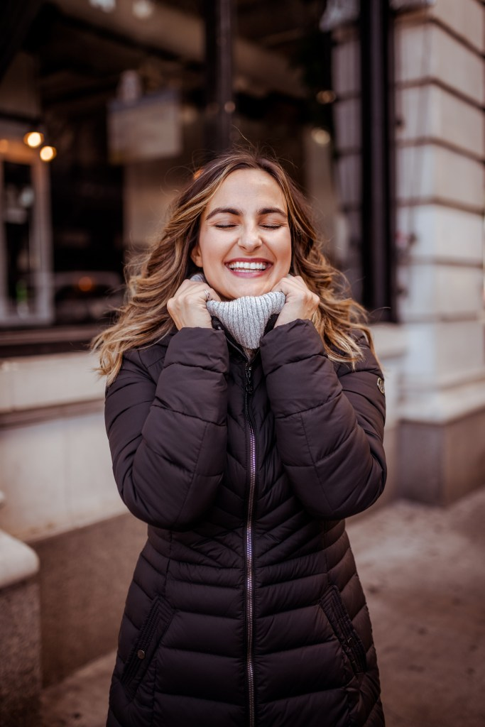 Cozy Winter Coats | Charmed by Camille