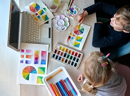Holiday Workshops Online Classes (20 Sept. to 3rd Oct. 2021)