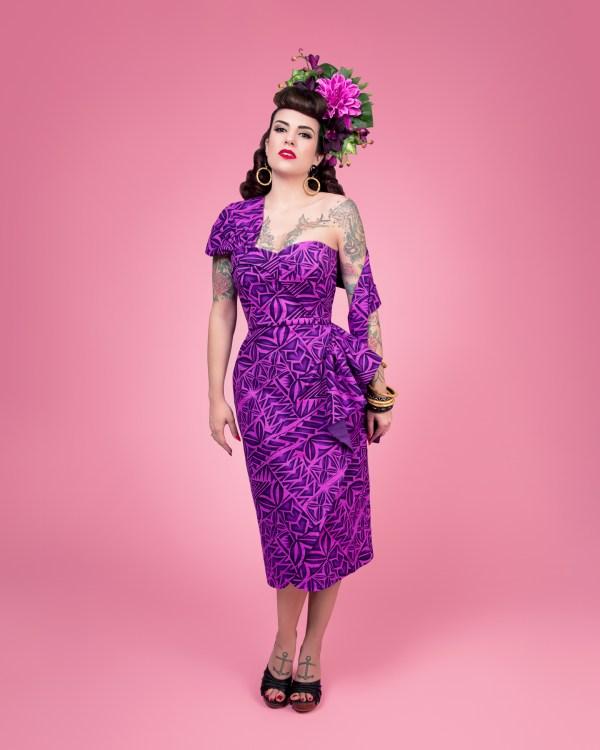 Lamour Dress