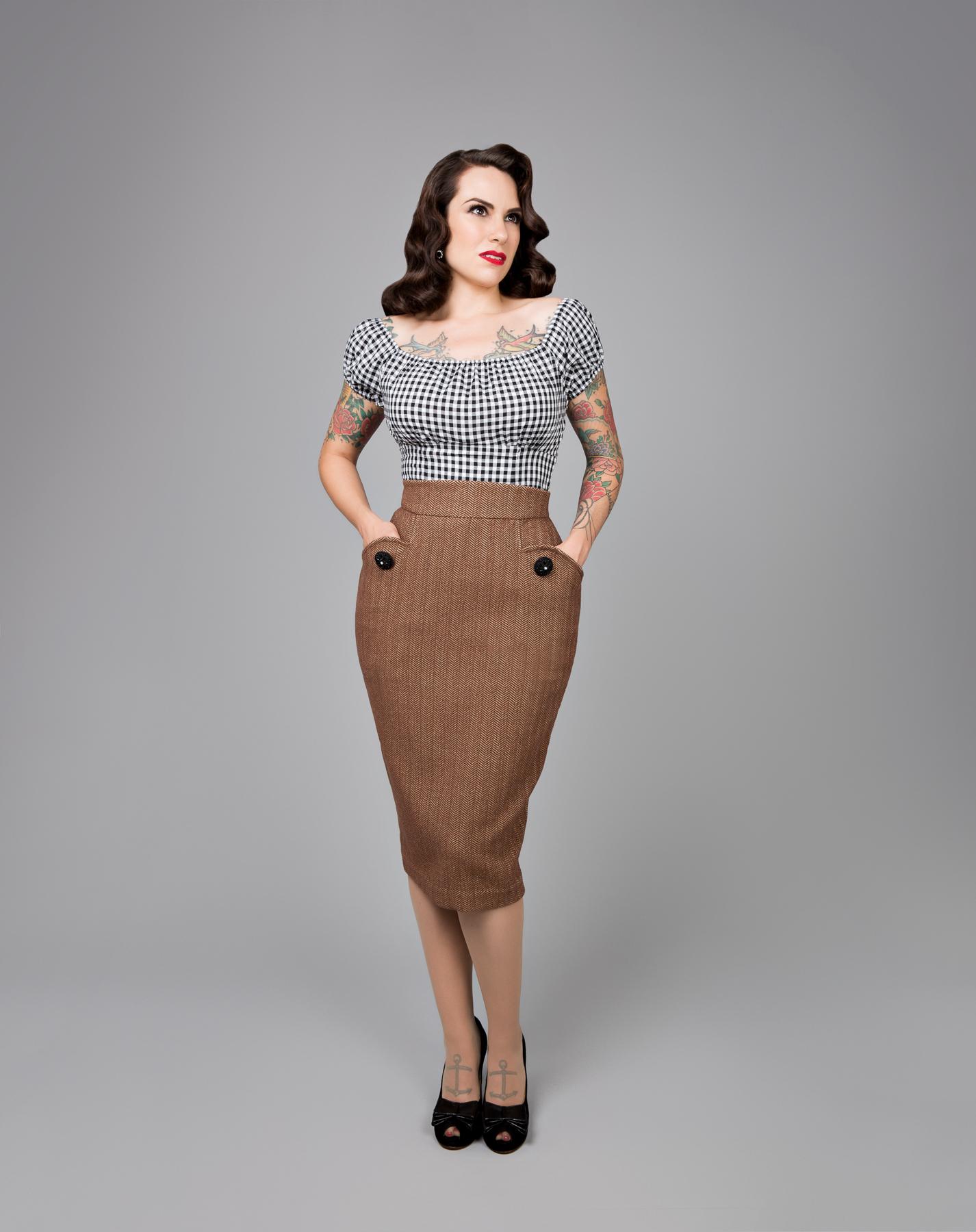 stanwyck skirt charm patterns