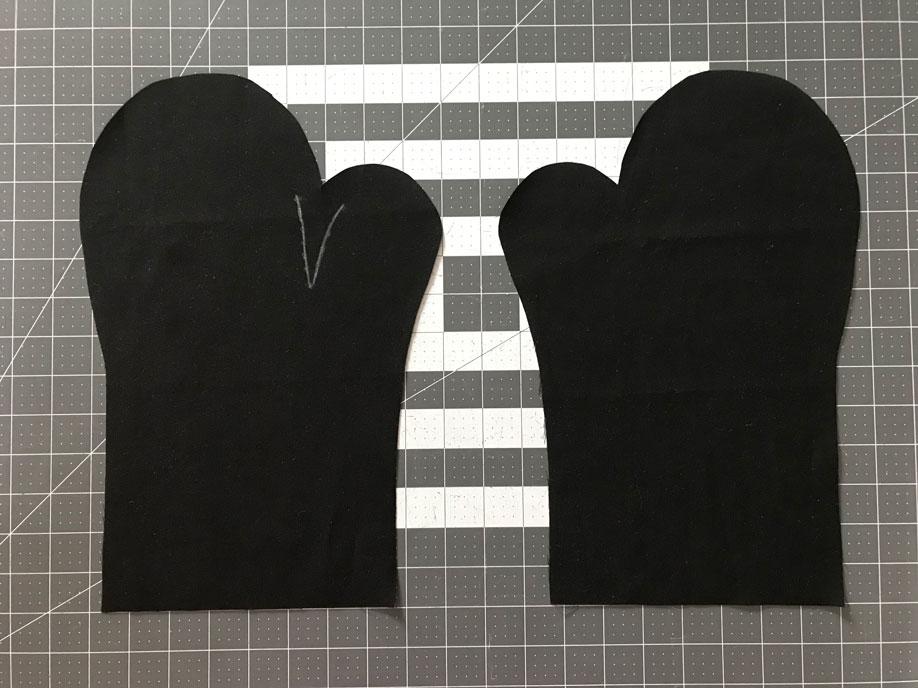 Charm patterns free oven mitt tutorial