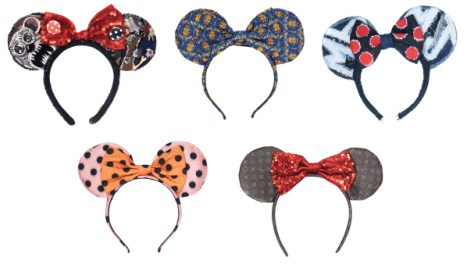 Girls Designer Minnie Mouse Ears Gucci Loewe Marc by Marc Jacobs Miu Miu Jake Dinos Chapman Louis Vuitton