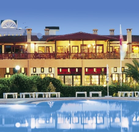 #Family Travel Sani Beach Hotel in Halkidiki Main