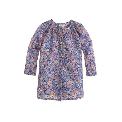 JCrew Baby Collection Tunic Floral tops