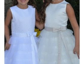 Dolce & Gabbana, Dolce & Gabbana Most Wanted Dress For Young Girls