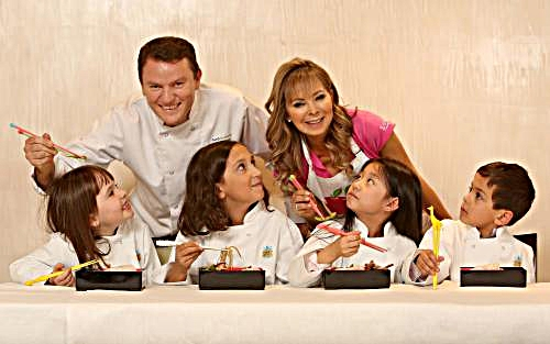 Young Globe Trotters Set to Experience a Journey of Food Exploration at InterContinental Hotels & Resorts