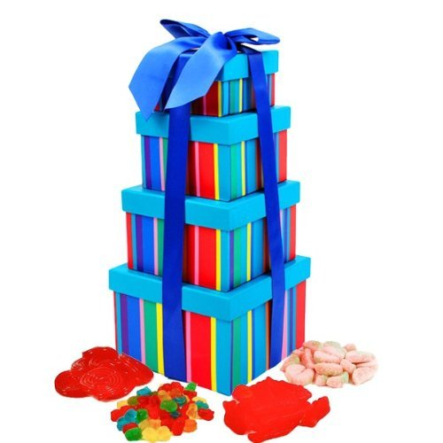 Dylan's Candy Bar Sweet Treat Tower - Gummy