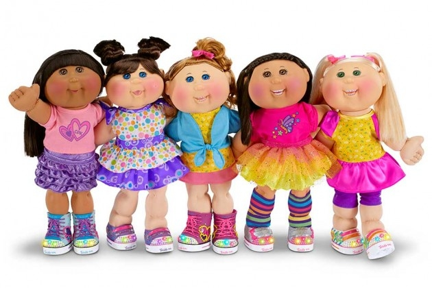 AKKS is also producing a line of Twinkle Toes Cabbage Patch Kid 2