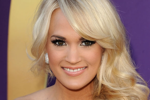 Carrie Underwood Mike Fisher Ice Hockey Baby main