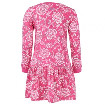 Shop for this Joules Sweatshirt Dress back