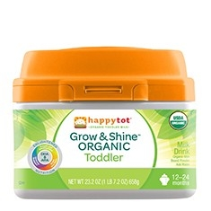 Happy Tot Organic Toddler Milk