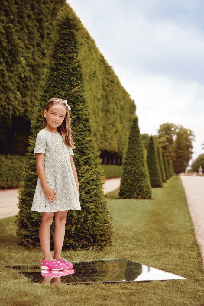 Baby Dior Spring 2016 CharmPosh Girls Clothes 4