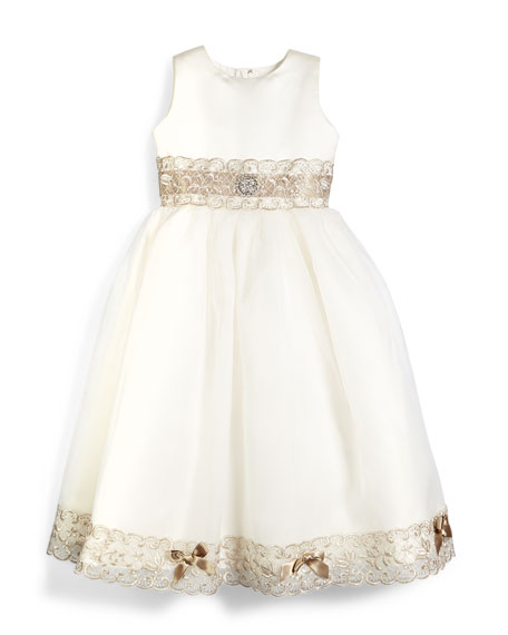 joan-calabrese-sleeveless-metallic-trim-satin-tulle-dress-ivory-taupe-charm-posh-nm-littles