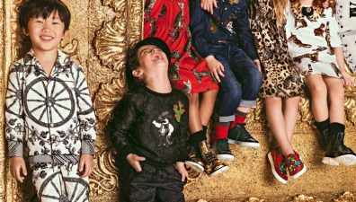 Dolce   Gabbana Children Fall Winter 2016 -2017 Collection Is Everything 113aac8e2025
