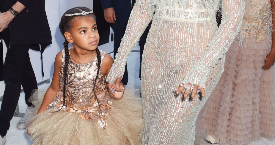 beyonce baby blue ivy 2016