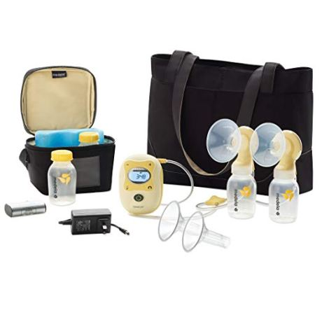 Medela Freestyle Mobile Double Electric Breast Pump CharmPosh