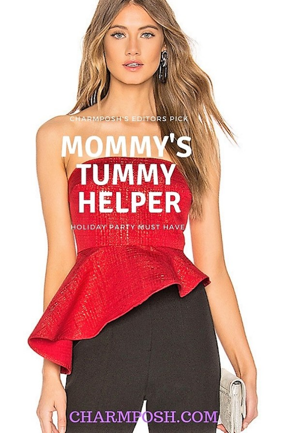 Mommy Tummy Helper CharmPosh