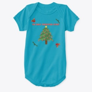 My First Christmas Ever 2 Onesie CharmPosh