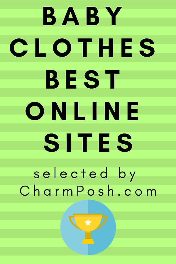 Baby Clothes Best Online Sites CharmPosh