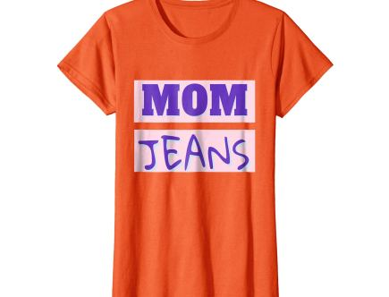 Mom Jeans best T Shirt Runway Look by CharmPosh 4