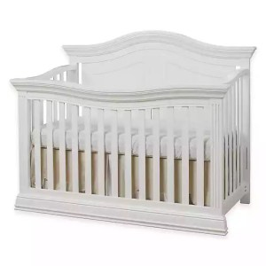 Sorelle Providence White 4-in-1 Convertible Crib CharmPosh Baby Cribs