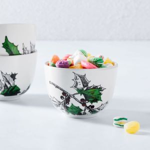 Festive Christmas Dip Bowls Set of 3 CharmPosh
