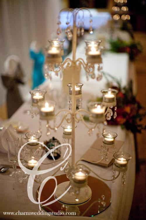 Tree Wedding Table Decorations