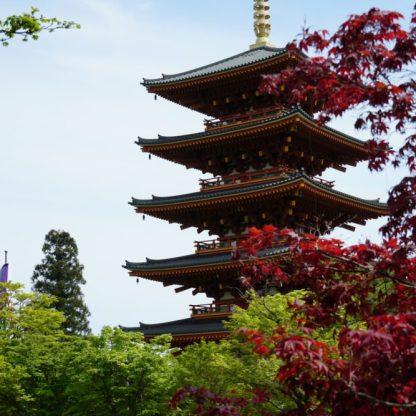 第二十八番 成相寺