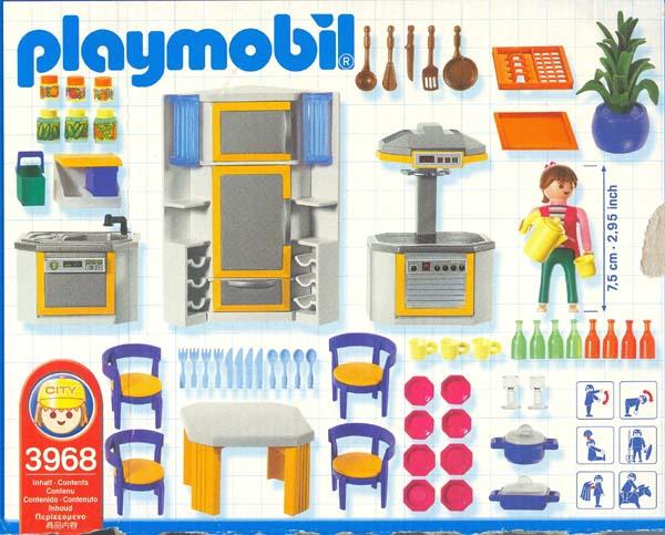 playmobil 3968 la maison moderne