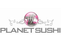 Planet Sushi logo - Charonbelli's blog de cuisine