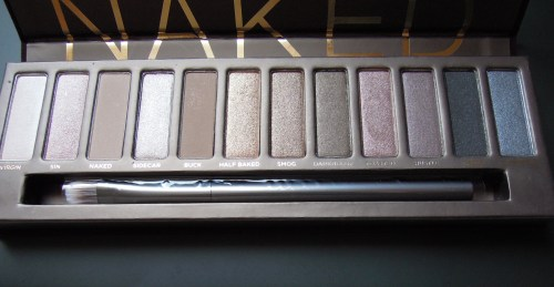 Naked Palette Urban Decay - Charonbelli's blog beauté