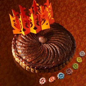 Galette marrons glacés - Charonbelli's blog cuisine