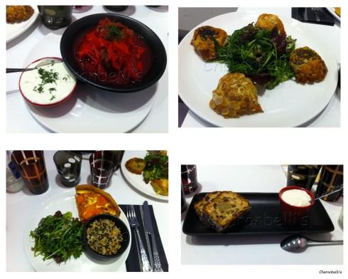 Café Kousmichoff, Flagship store Kumi - Charonbelli's blog de cuisine