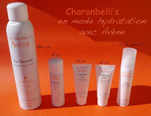 L'invasion Avène dans ma salle de bain (2) - Charonbelli's blog beauté