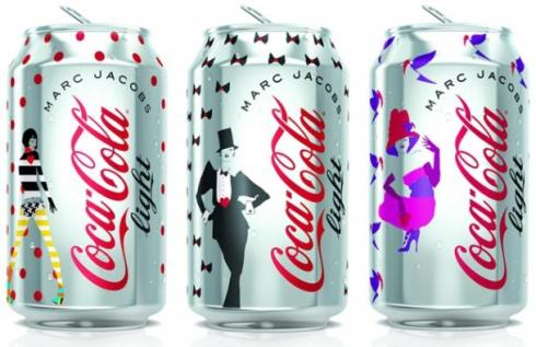 Marc Jacobs & Coca Cola - Charonbelli's blog mode