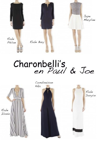 Sélection Paul & Joe SS13