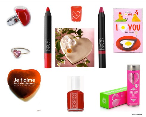 Sélection Saint-Valentin - Charonbelli's blog mode