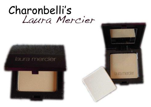 Poudre minérale Laura Mercier - Charonbelli's blog beauté