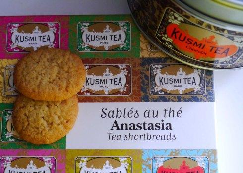 Kusmi Tea, ce n'est pas que du thé (2) - Charonbelli's blog de cuisine