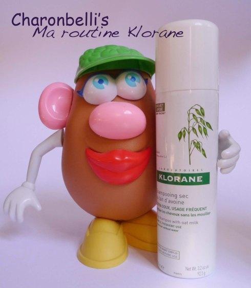 Ma routine Klorane (3) - Chaornbelli's blog beauté