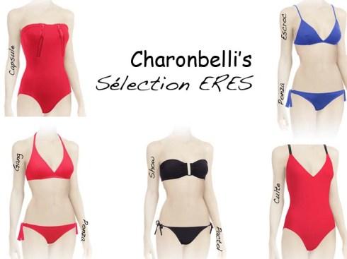 Charonbelli's en Eres - Sélection maillots Eres summer 2013 - Charonbelli's blog mode