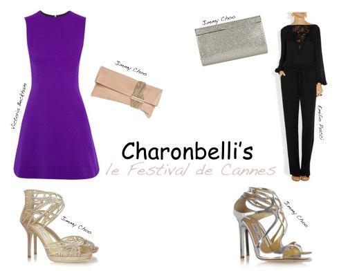 Charonbelli's fait son Festival de Cannes - Charonbelli's blog mode