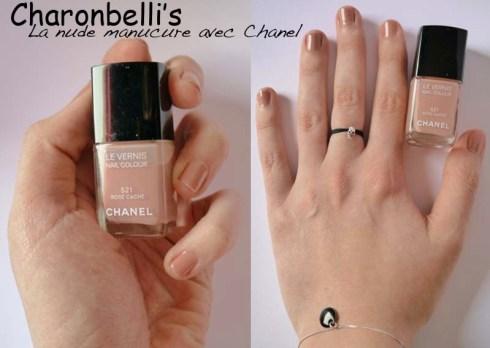 La nude manucure selon Chanel (2) - Charonbelli's blog beauté