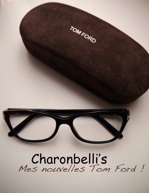 Mes nouvelles Tom Ford - Charonbelli's blog mode et beauté