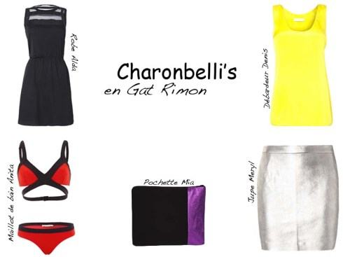 Gat Rimon (sélection shopping) - Charonbelli's blog mode