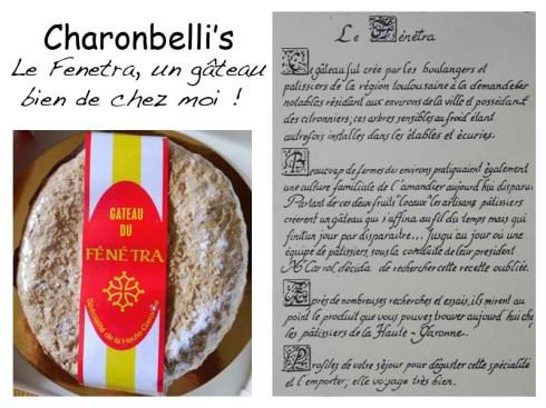 Le Fenetra, un gâteau bien de chez moi (1) - Charonbelli's blog de cuisine