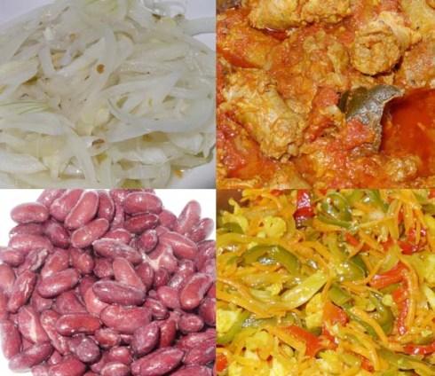 Rougail saucisse - Charonbelli's blog de cuisine
