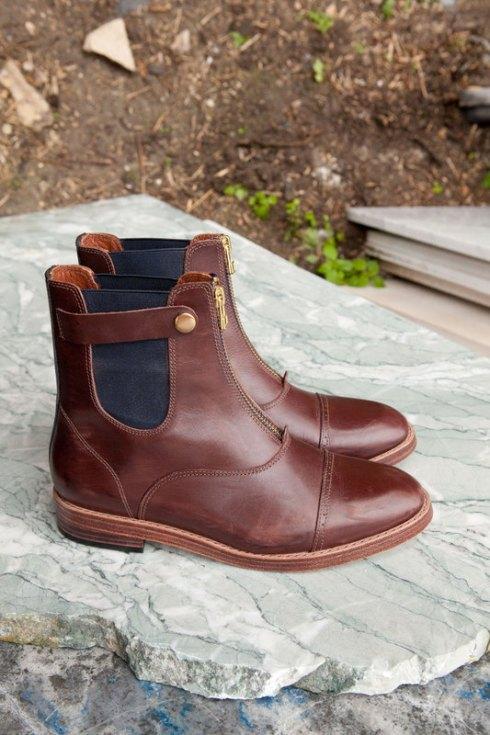 Boots Roseanna et Centre Commercial - Charonbelli's blog mode